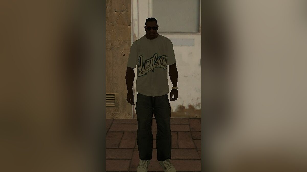 West Coast Customs T-Shirt для GTA San Andreas