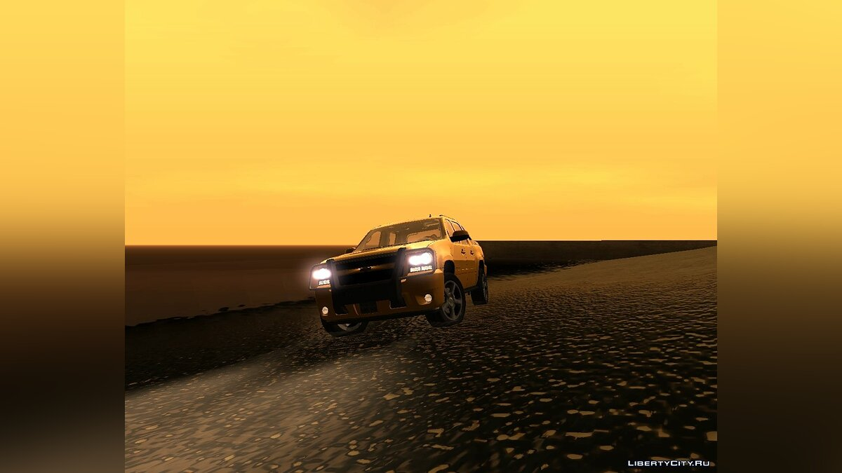 ENB Series 0.075c (Light Version) для GTA San Andreas