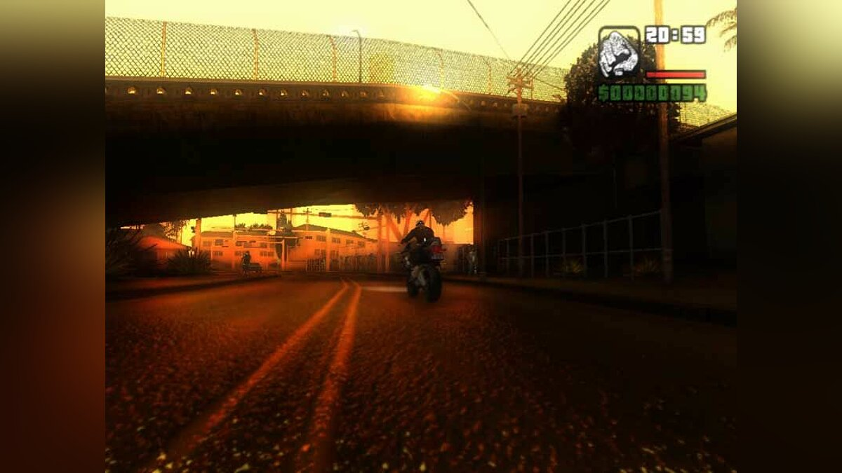 New version of ENBseries 0075c3 для GTA San Andreas