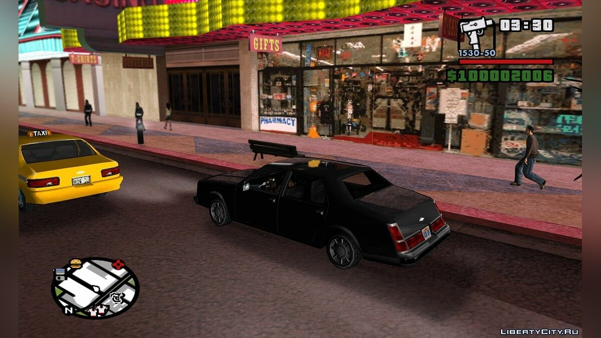 ENBseries by Ololoshkin-lol v3 для GTA San Andreas - скриншот #3