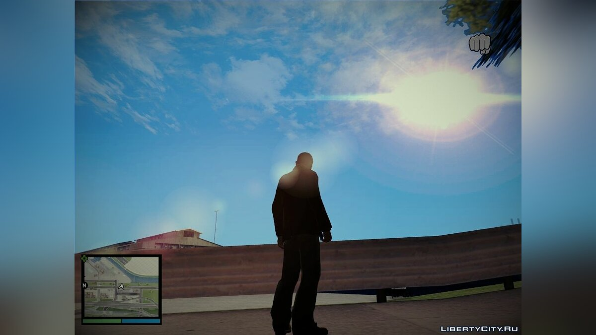 ENB for LOW pc by qwert123 для GTA San Andreas - скриншот #3