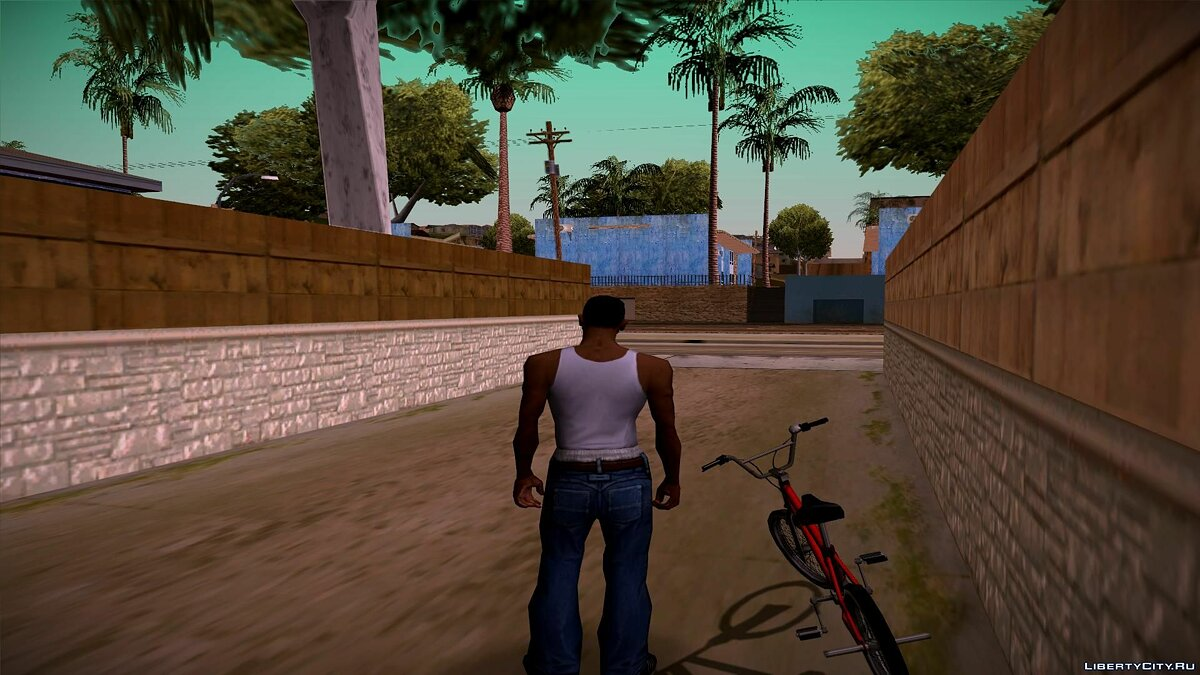 Light Color ENB For PC для GTA San Andreas