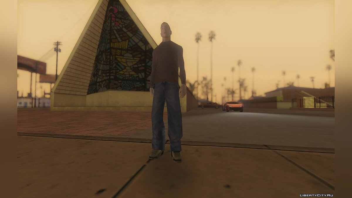 ENB мод ZiggModder ENB Final для GTA San Andreas