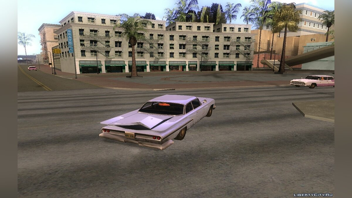 ENB мод Ice Cream Sandwich Enbseries для GTA San Andreas