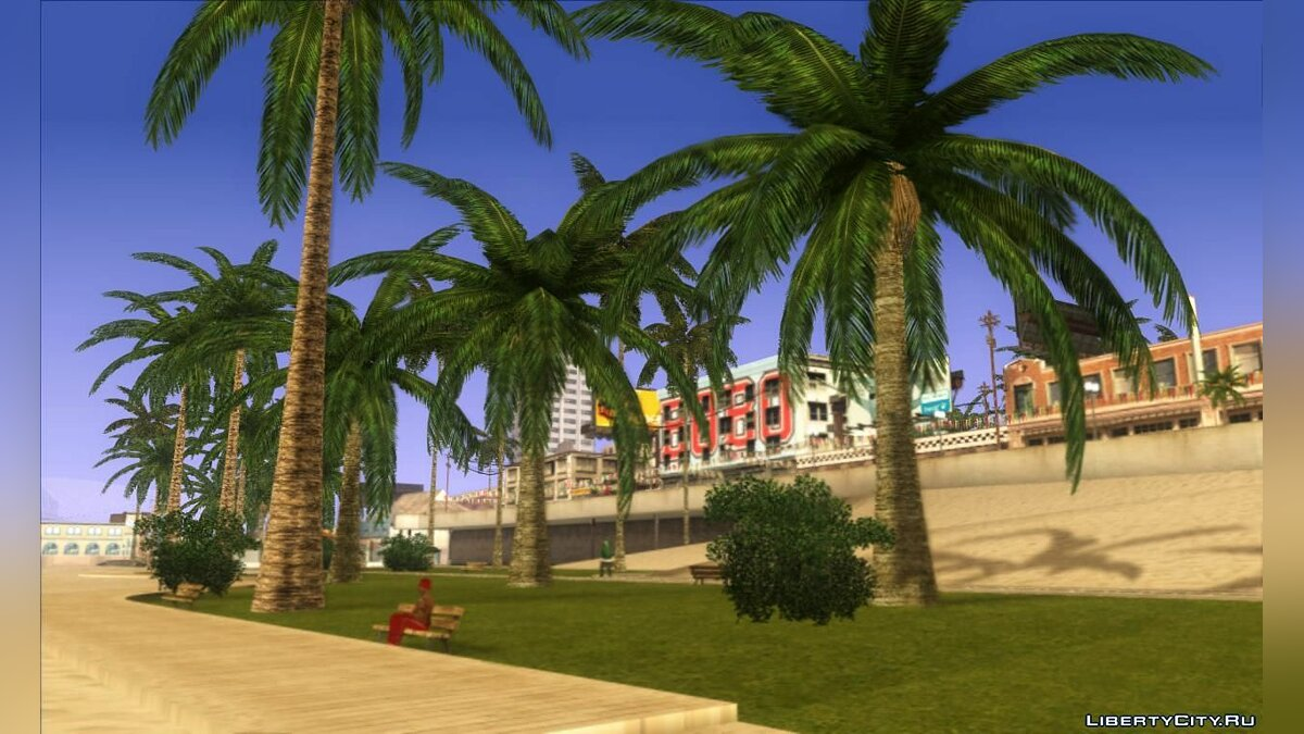 Gameable ENBSeries для GTA San Andreas