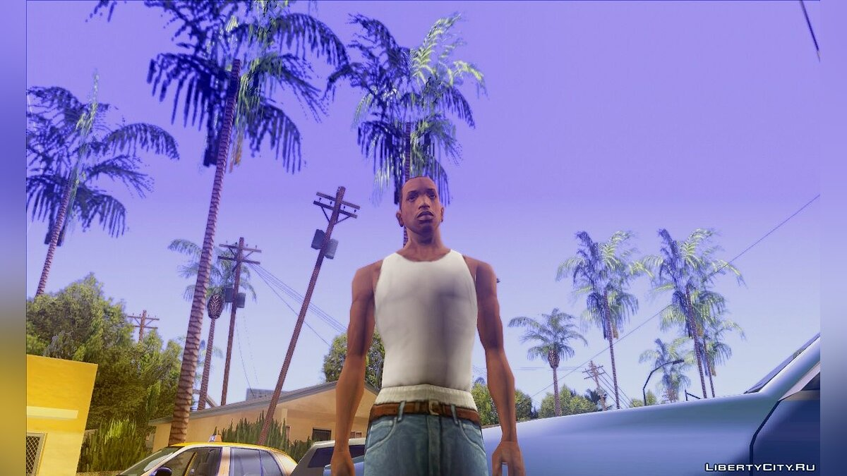 Bright ENB by Ololoshkin-lol v3 для GTA San Andreas