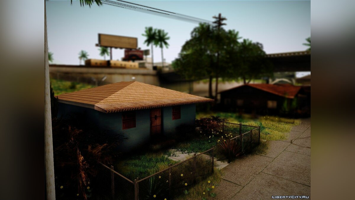 Enbseries by Leva312 v.2 для GTA San Andreas