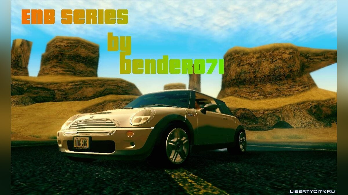 ENBSeries by bender071 для GTA San Andreas