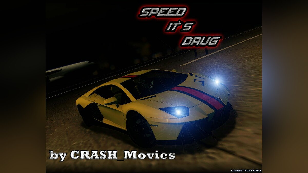 """Speed it's drug"" (San Andreas Action Movie) для GTA San Andreas"
