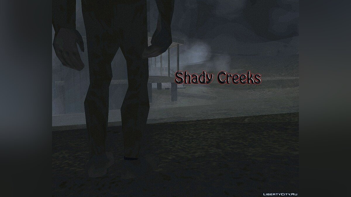 """Shady creeks"" trailer для GTA San Andreas"