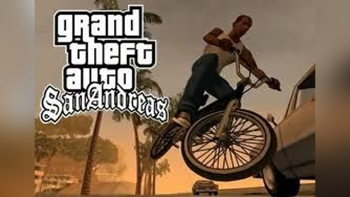 GTA Theme Song Cover для GTA San Andreas