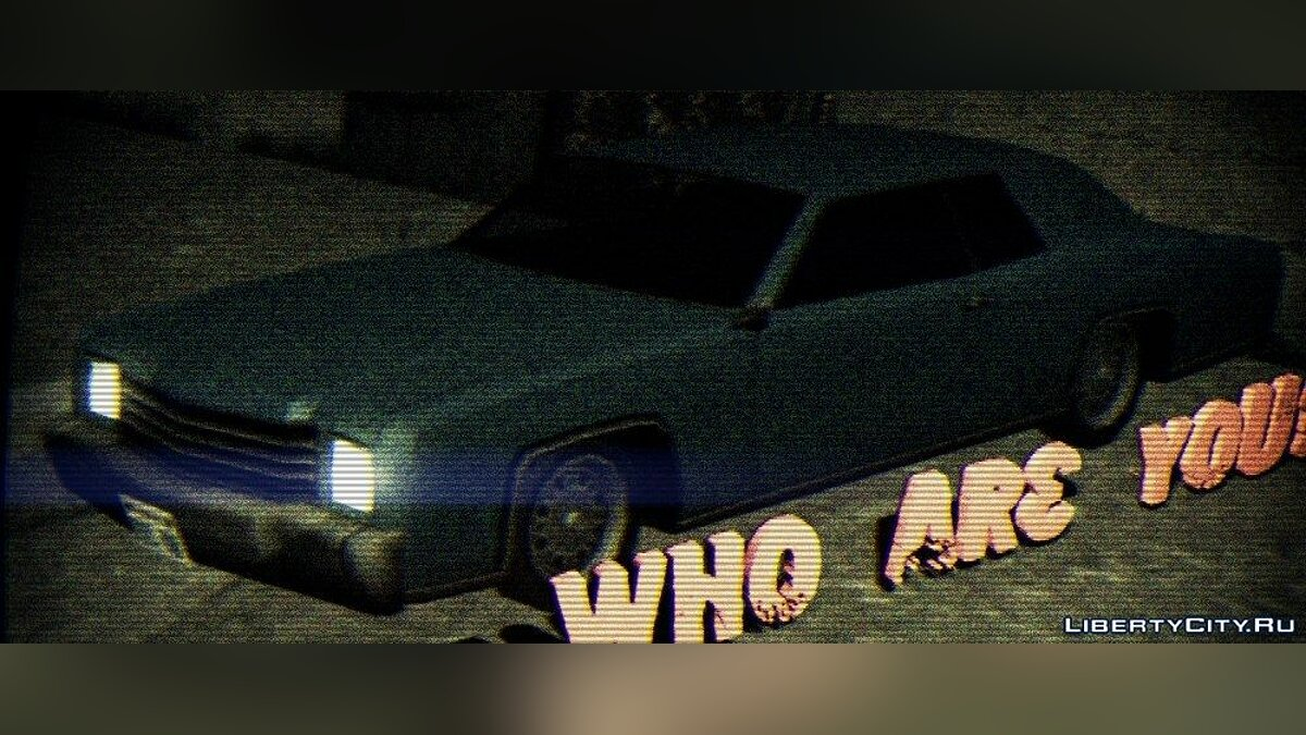 Who Are You. Episode 1 для GTA San Andreas