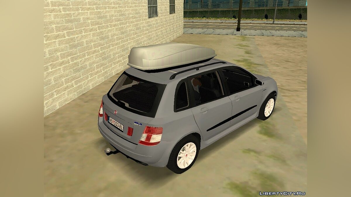 Машина Fiat Fiat Stilo Weekend для GTA San Andreas