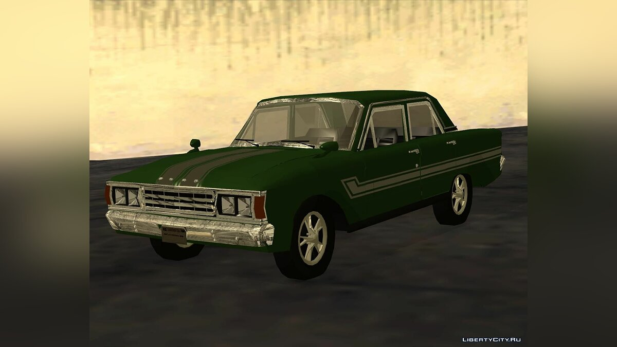 Ford Falcon Sprint 221 для GTA San Andreas