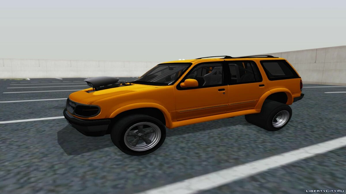 Ford Explorer 1996 Drag для GTA San Andreas