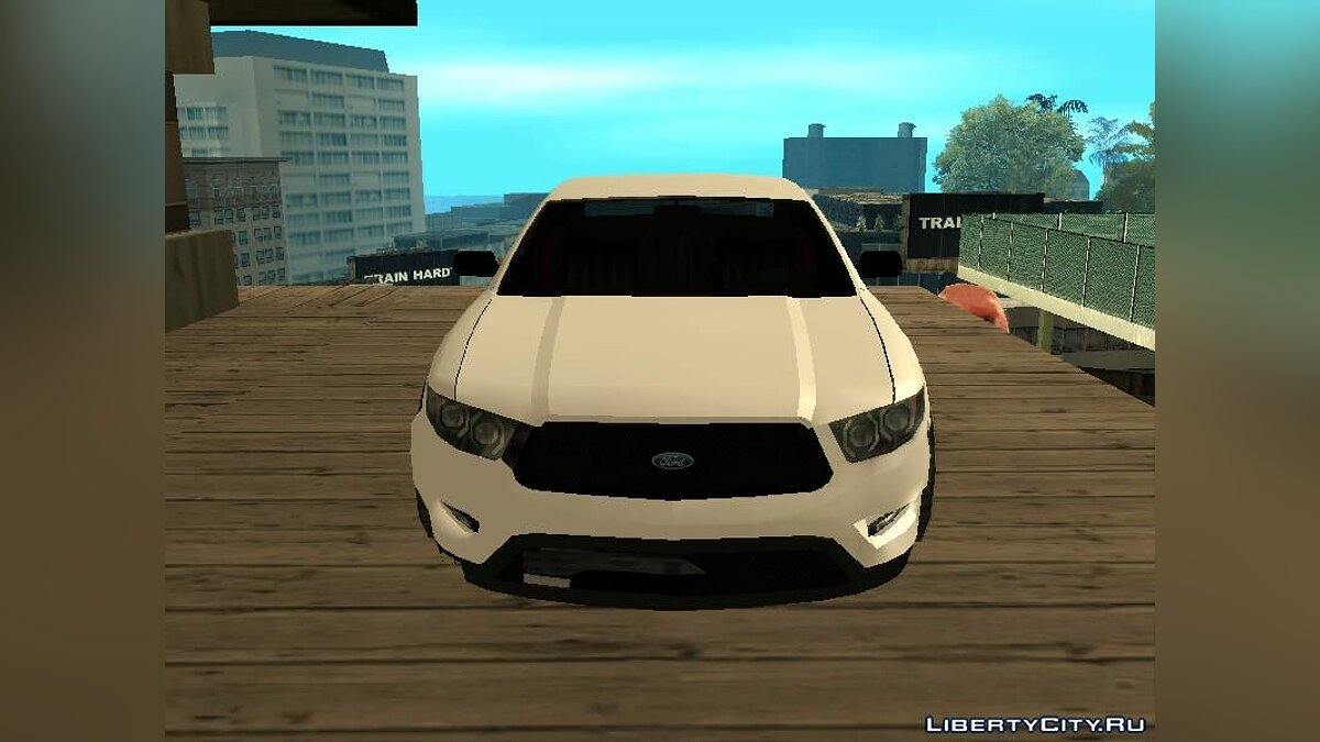 Машина Ford Ford Taurus (Police Interceptor из GTA 5) в стиле SA для GTA San Andreas