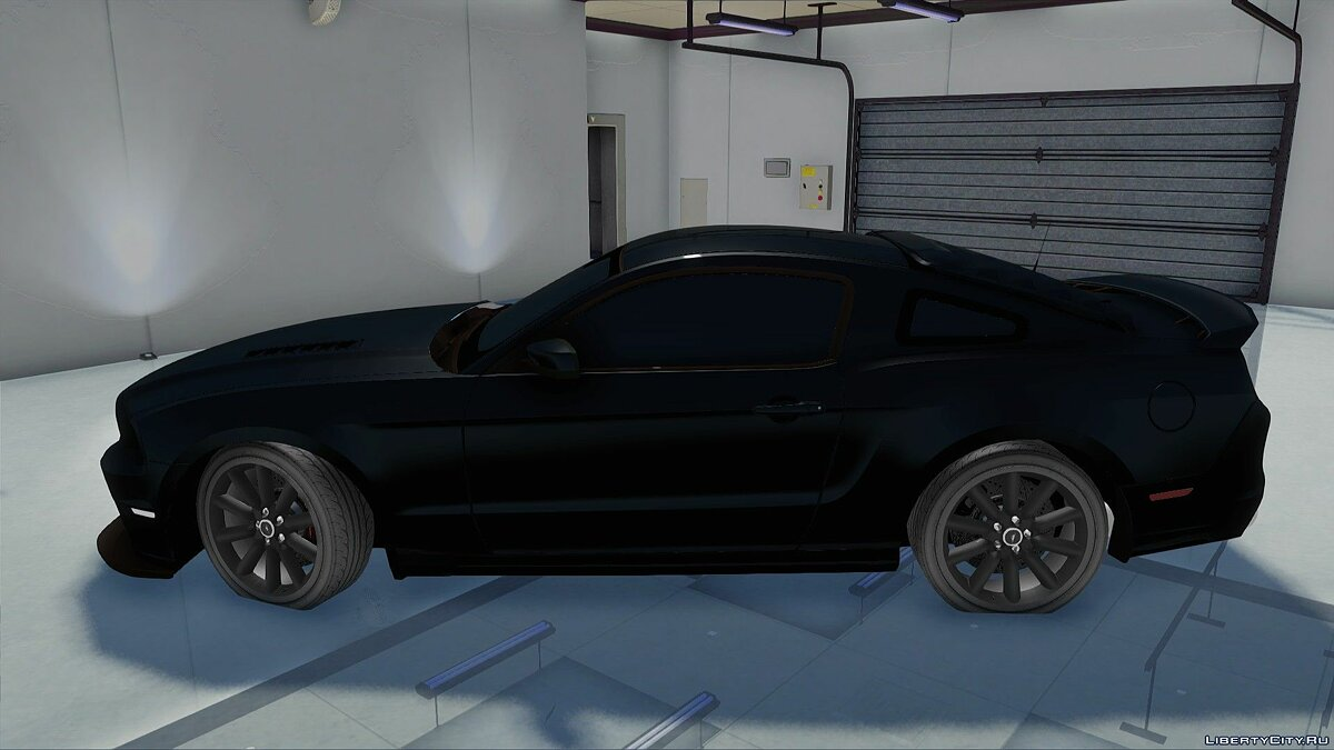 Машина Ford Ford Mustang Shelby GT500 для GTA San Andreas