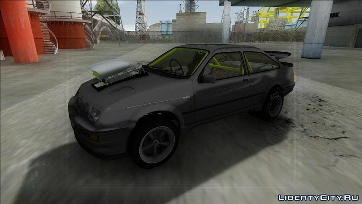 Ford Sierra RS500 Cosworth Drag для GTA San Andreas