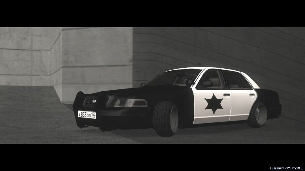 "Ford Crown Victoria ""Stance"" для GTA San Andreas"