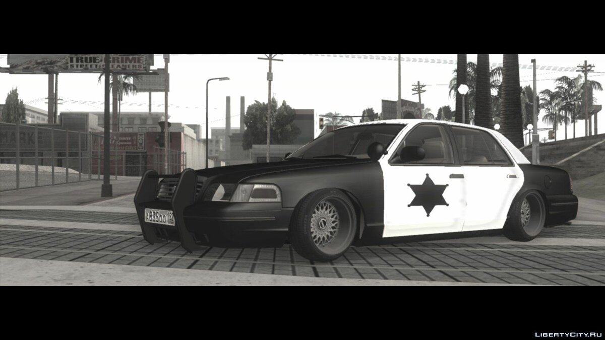 "Ford Crown Victoria ""Stance"" для GTA San Andreas - скриншот #2"