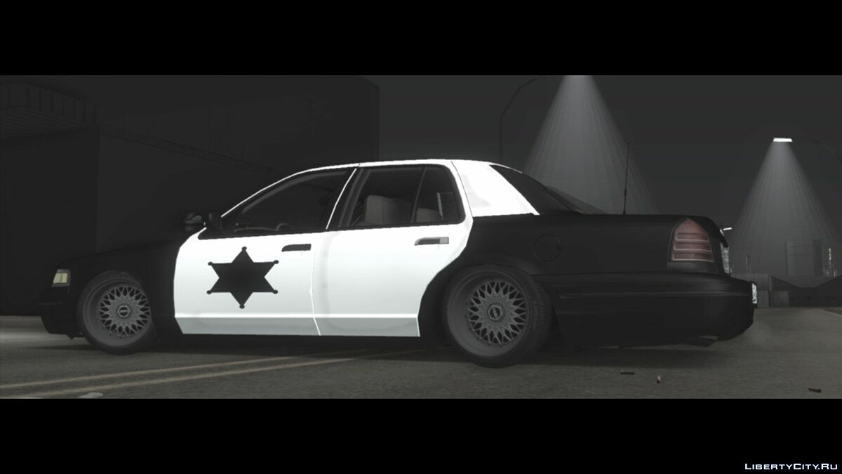 "Ford Crown Victoria ""Stance"" для GTA San Andreas - скриншот #3"