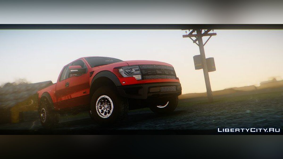 2014 Ford SVT Raptor Elite для GTA San Andreas