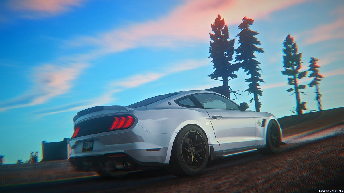 Машина Ford Ford Mustang Shelby Super Snake '19 для GTA San Andreas