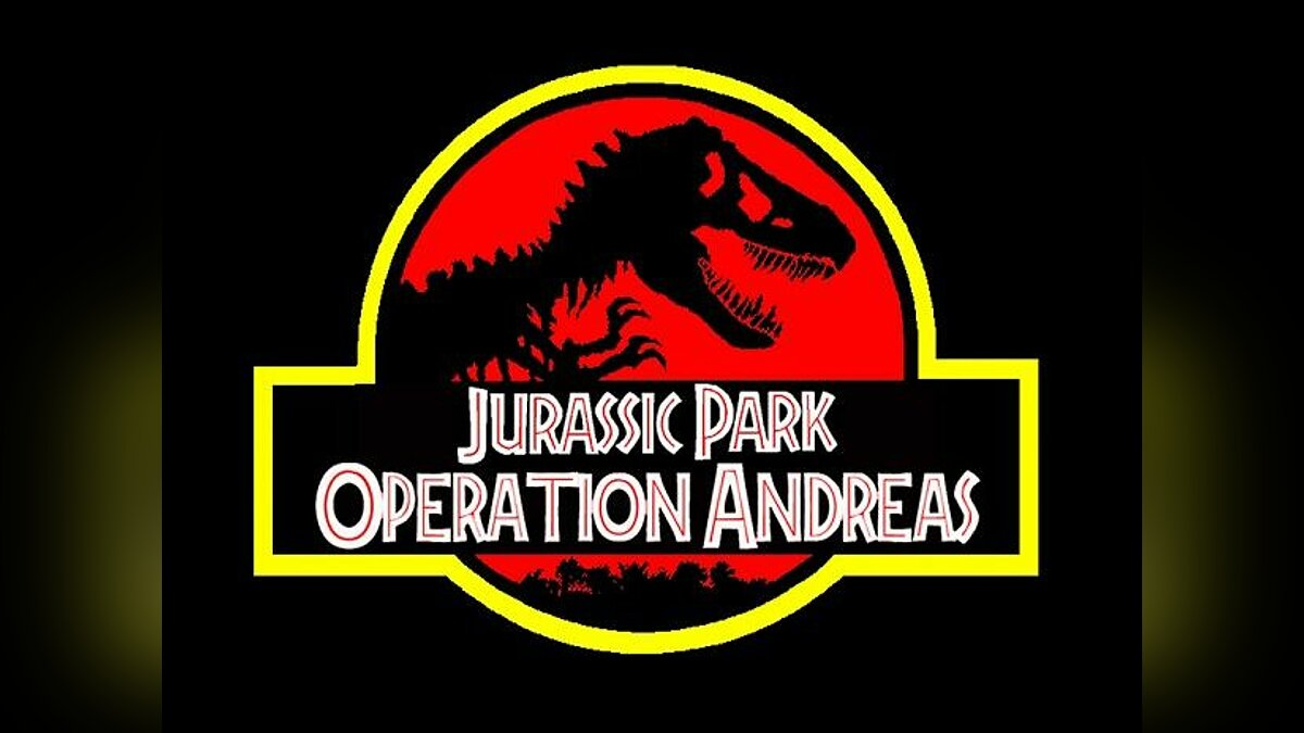 Jurassic Park Operation Andreas для GTA San Andreas