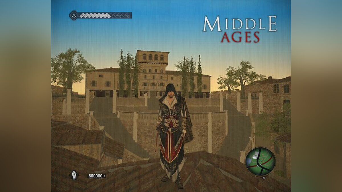 GTA - Middle Ages beta для GTA San Andreas