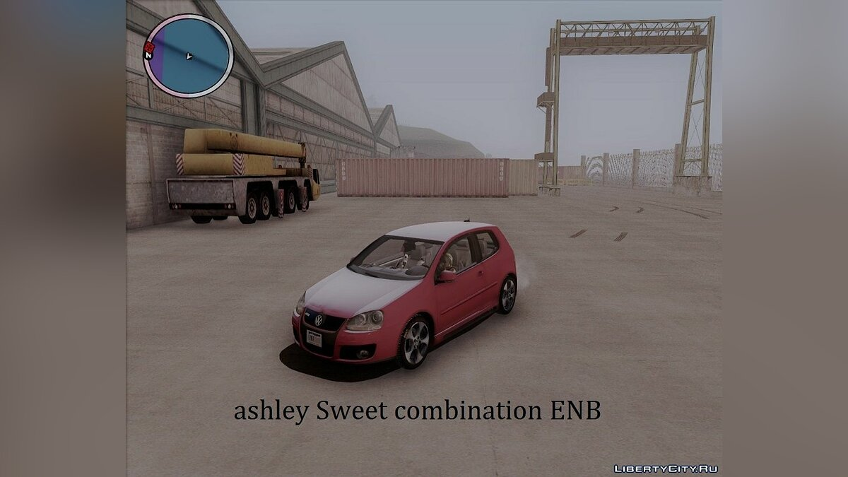 Ashley Sweet combination ENB для GTA San Andreas - скриншот #5