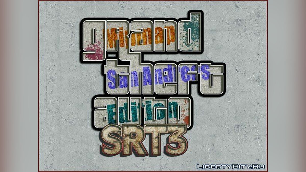 SRt3 2012 Mipmap Edition для GTA San Andreas - Картинка #2