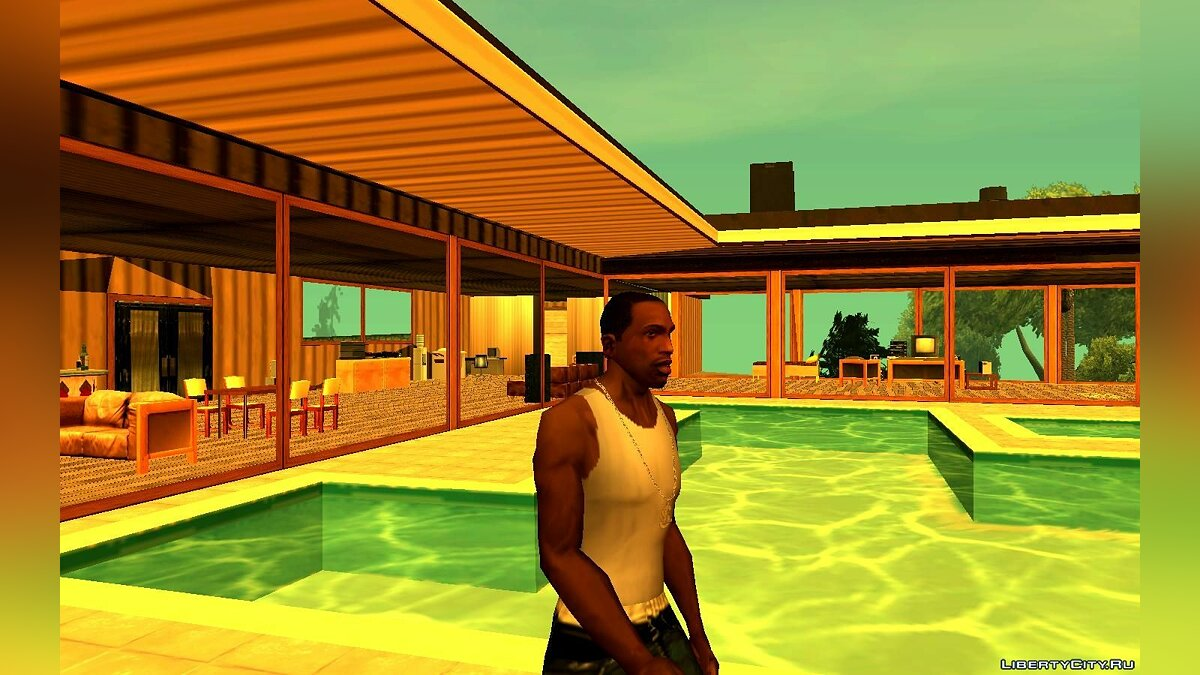 Grand Theft Auto San Andreas: Beta Version Mod для GTA San Andreas - Картинка #2