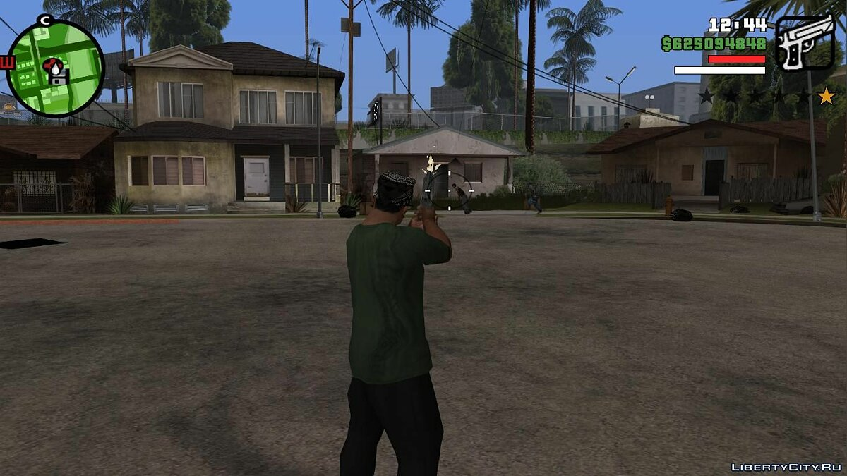 San Andreas Cinematic Sound Effects для GTA San Andreas