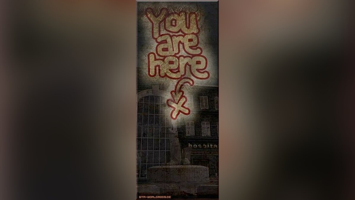 You Are Here для GTA San Andreas
