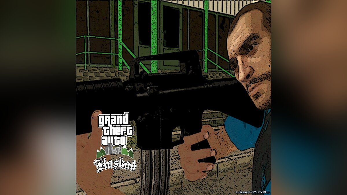 Grand Theft Auto Kaskad Full Version для GTA San Andreas - скриншот #7