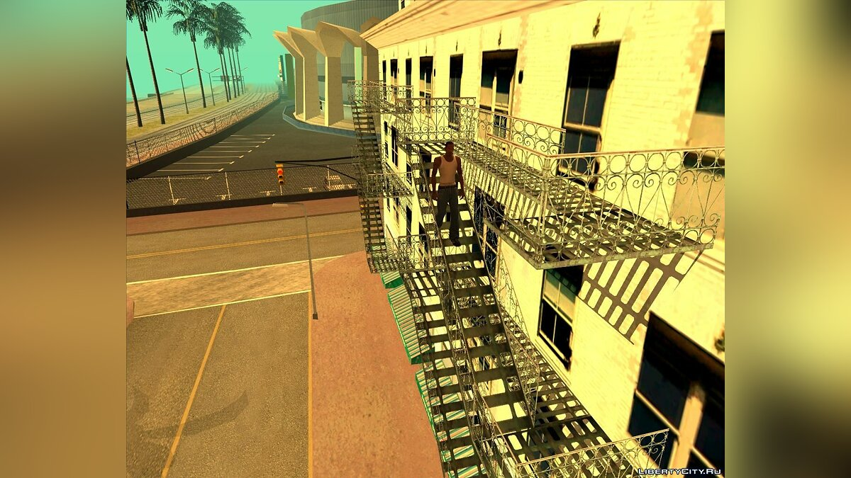 GTA San Andreas Unofficial Patch 1.2 для GTA San Andreas