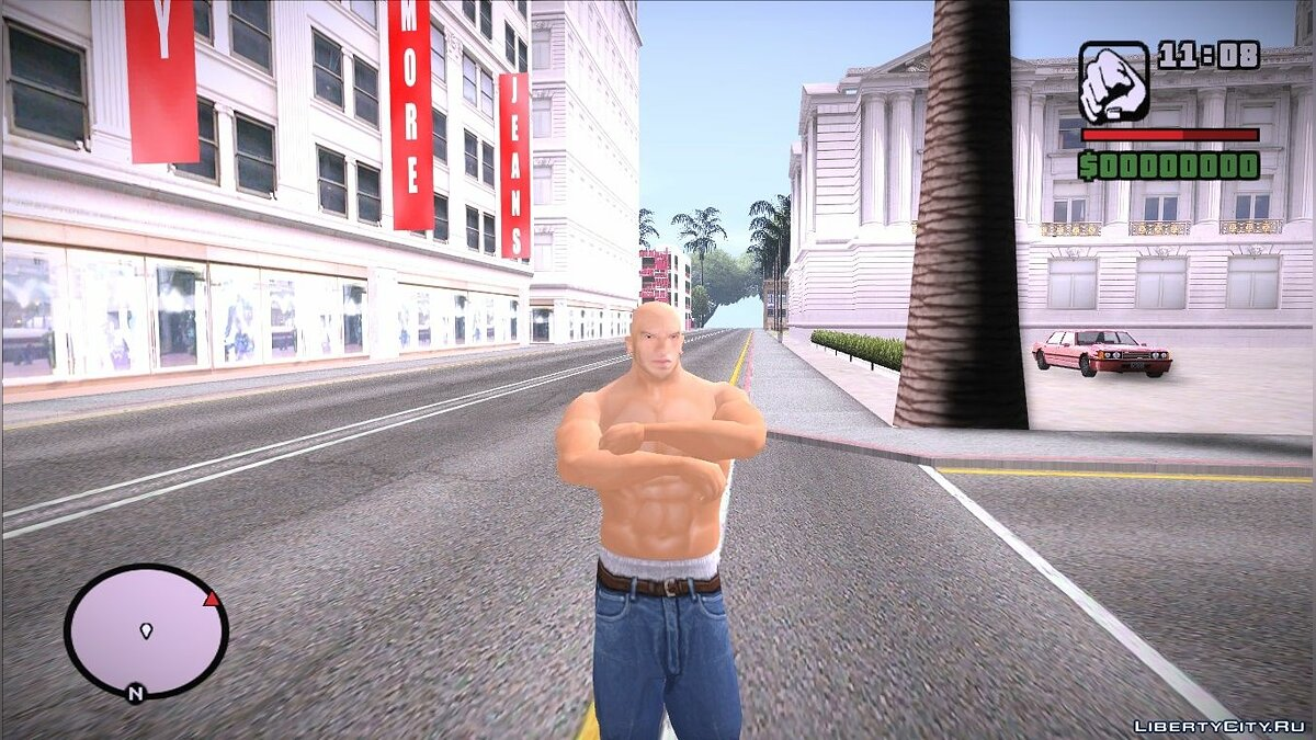 Порочный остров Reanimation 2016 (by Xero'x) для GTA San Andreas