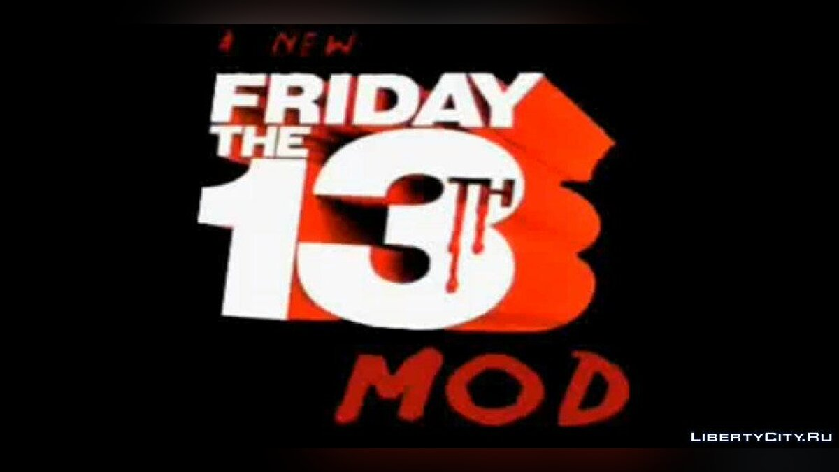 Friday 13th Mod для GTA San Andreas