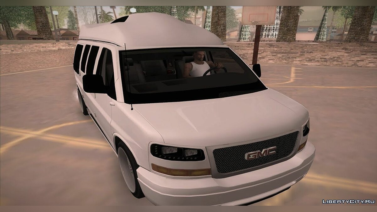 GMC Savana AWD для GTA San Andreas