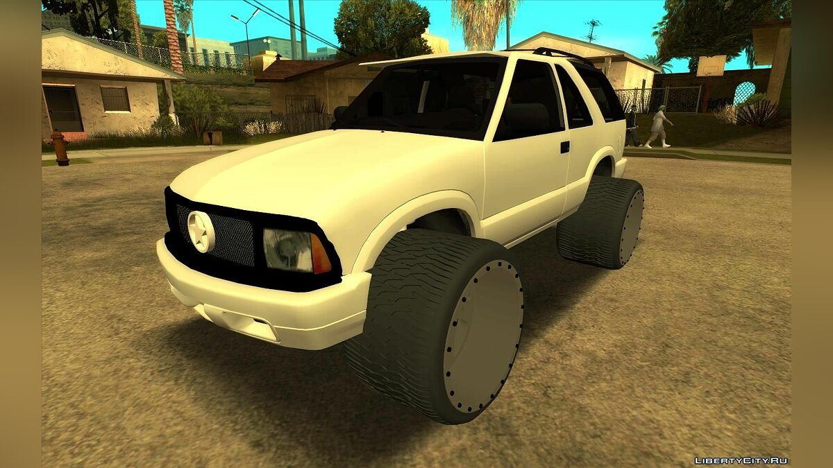 Машина GMC GMC Jimmy Lifted для GTA San Andreas