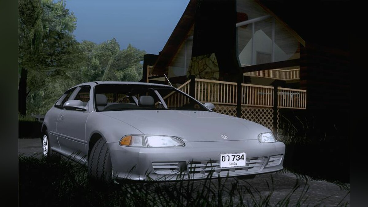 1994 Honda Civic 1.5 VTi для GTA San Andreas