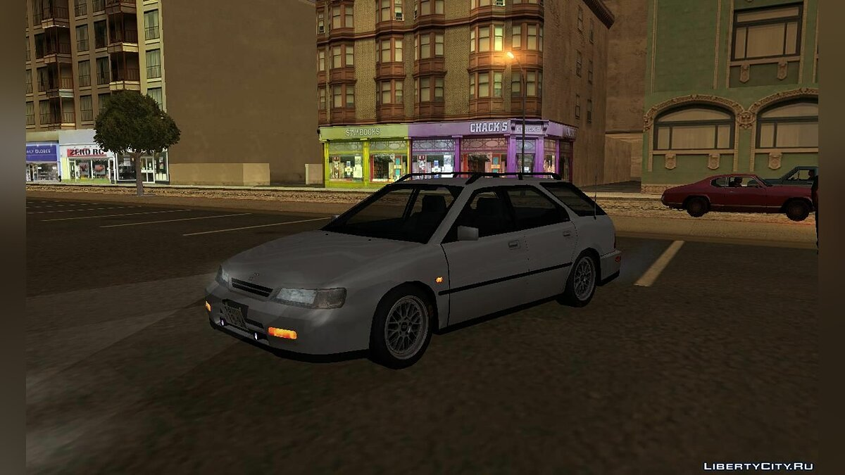 Honda Accord Wagon для GTA San Andreas