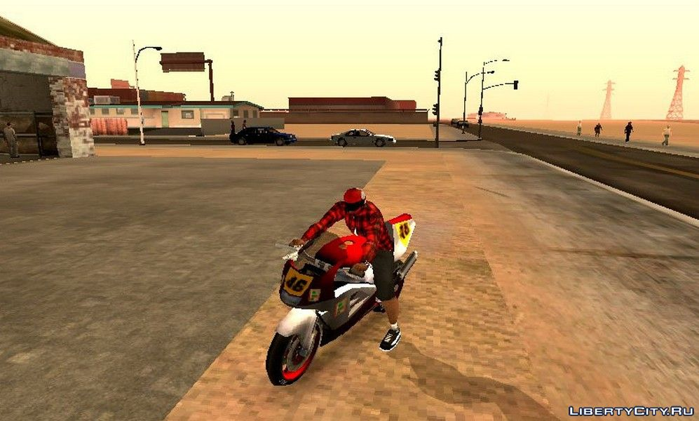 Scream mod for android для gta san andreas (ios, android).