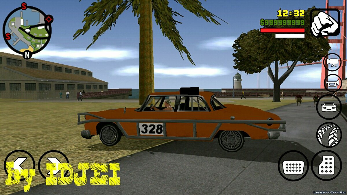Призвать Bloodra from tuning для GTA San Andreas (iOS, Android) - скриншот #3