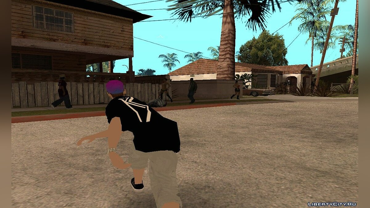 CLEO скрипт Throw Good Money для GTA San Andreas (iOS, Android)