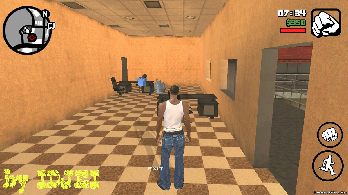 "Job ""Box"" для GTA San Andreas (iOS, Android)"