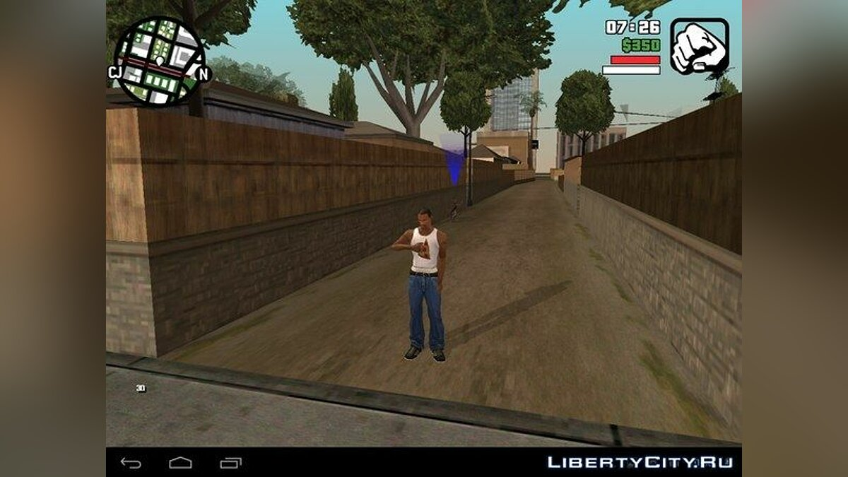 Еда v2.0(Android) для GTA San Andreas (iOS, Android)