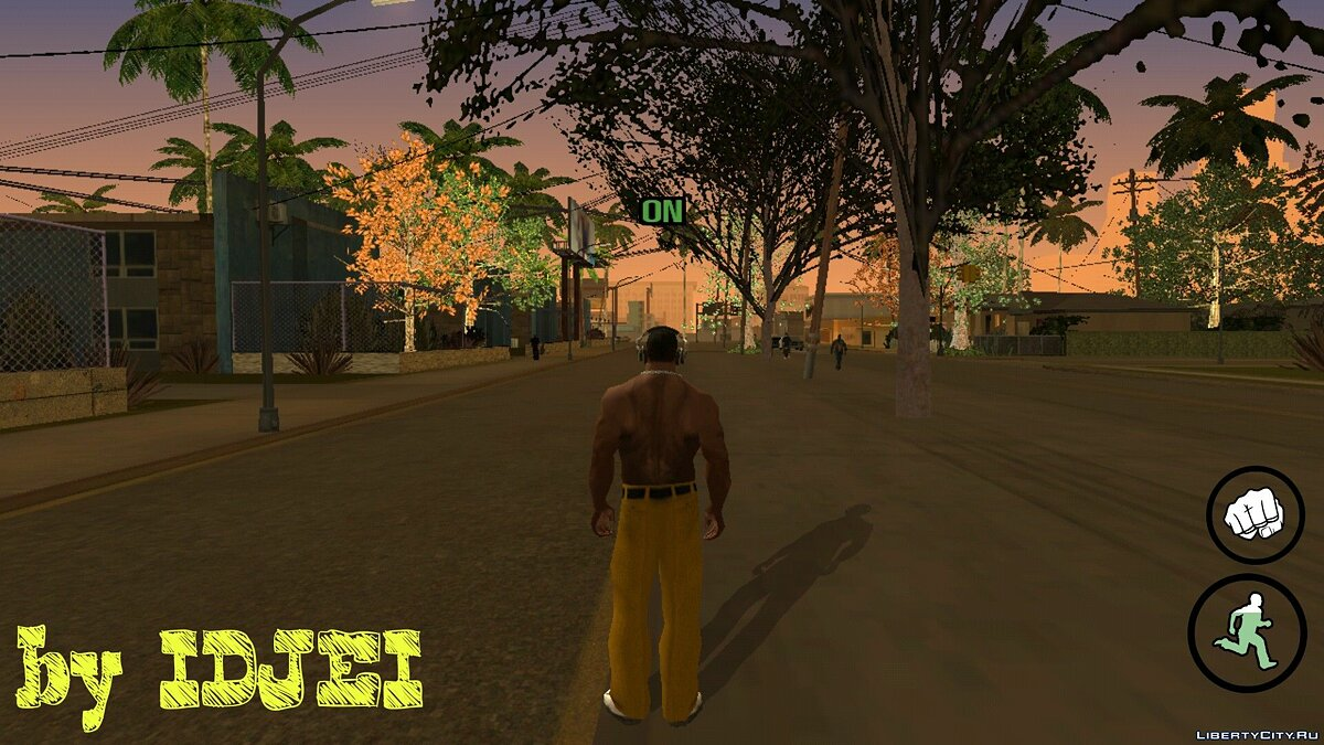 MP3 v.2 (by IDJEI) для GTA San Andreas (iOS, Android) - скриншот #2