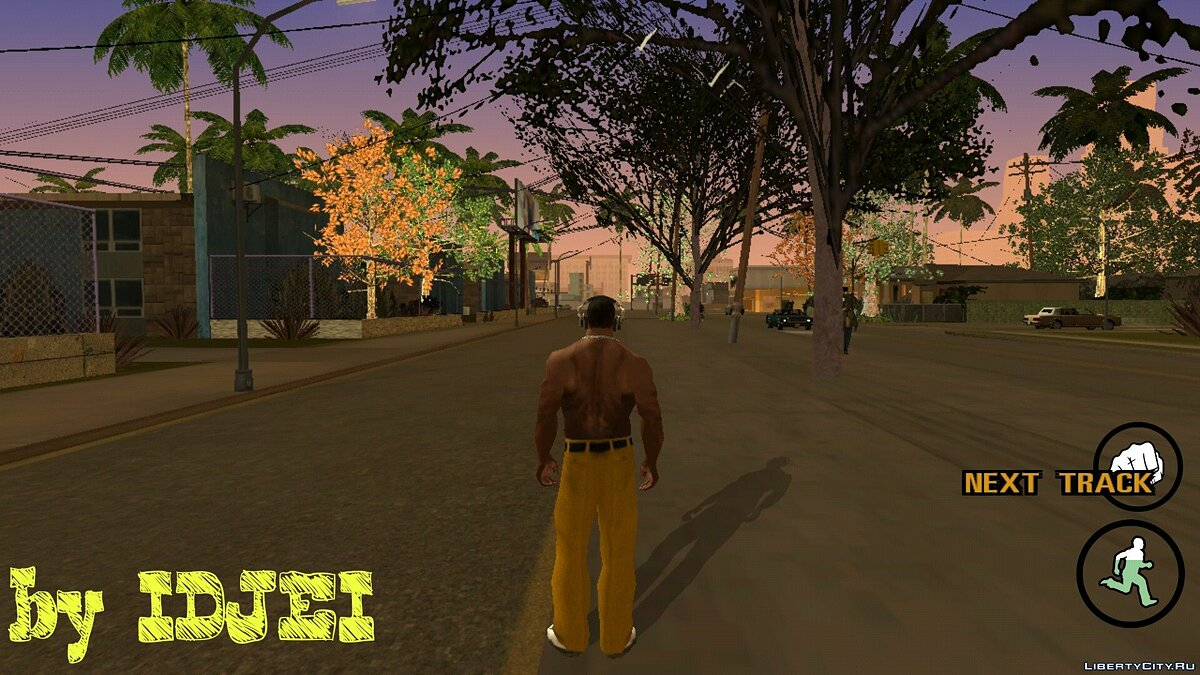 MP3 v.2 (by IDJEI) для GTA San Andreas (iOS, Android) - скриншот #3