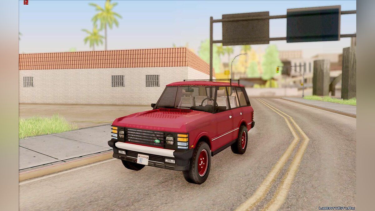 1990 Range Rover County Classic для GTA San Andreas